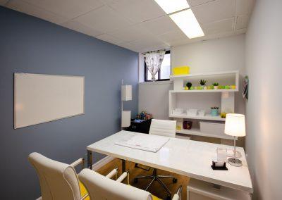 Autre bureau de la Clinique d'orthopédagogie Myriam Gagnon