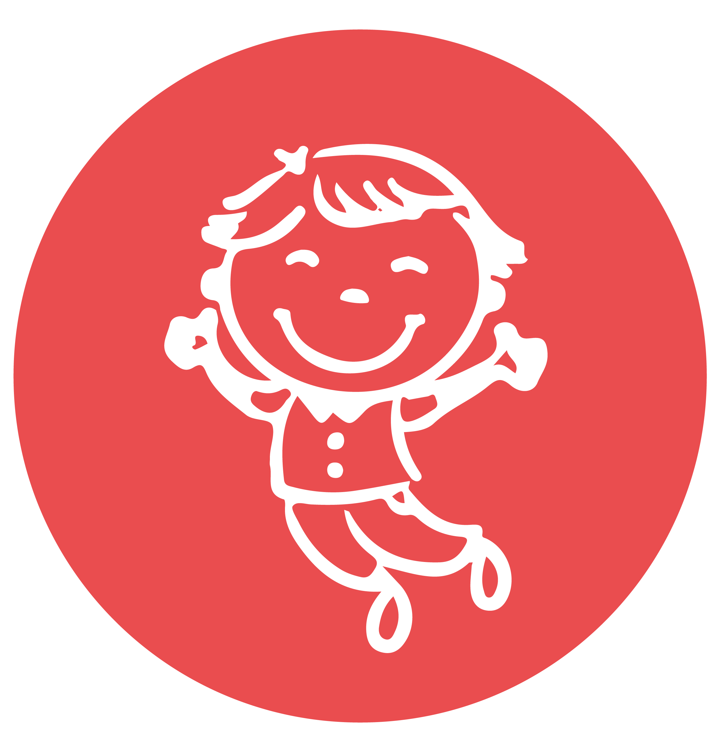 image illustrant un enfant joyeux