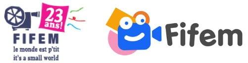 Visuel incluant le logo du FIFEM 2020 et celui de 2021